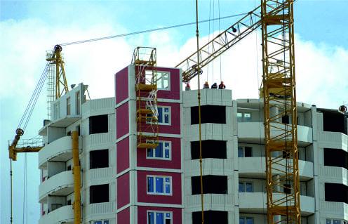 объект строительства